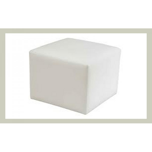 Puff Quadrado 0,50 X 0,50
