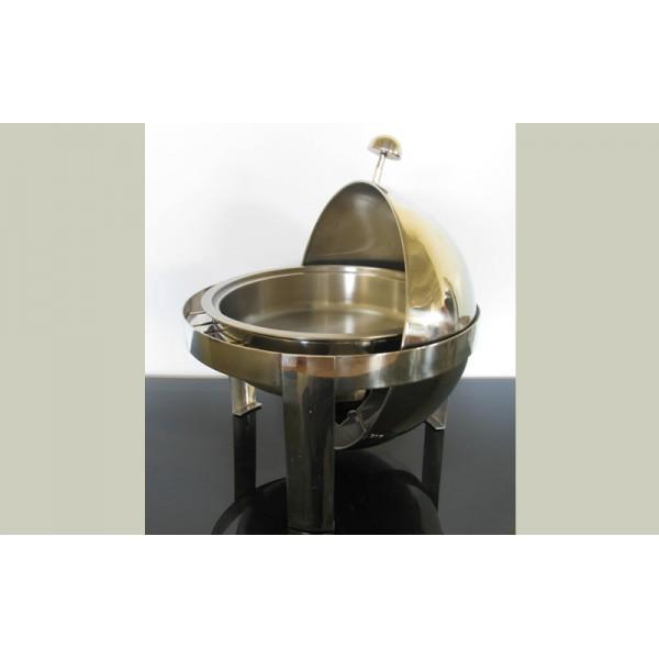 Rechaud Chafing Dish 3,5 L (com banho-maria)